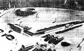 Bí mật dự án căn cứ quân sự trên Mặt trăng: 'Để Hoa Kỳ không phải ngủ dưới bóng trăng Xô Viết'