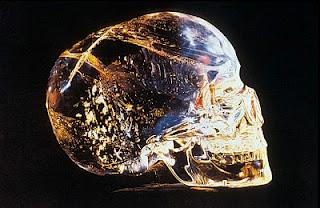 Hộp sọ pha lê và những bí ẩn của người Maya
