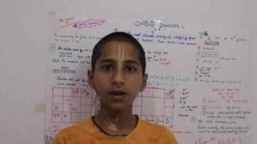 """Rùng mình với lời tiên tri của cậu bé Ấn Độ: """"Còn một đợt dịch lớn hơn"""""""