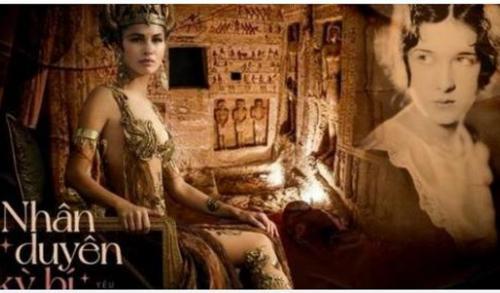 """""""Lạnh gáy"""" với lời kể của người phụ nữ tự nhận mình là người tình kiếp trước của vua Ai Cập: Những cuộc thăm hỏi hàng đêm và bí ẩn"""